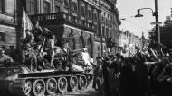 Eine historische Wende in Prag