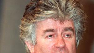 Karadzic erneut entkommen