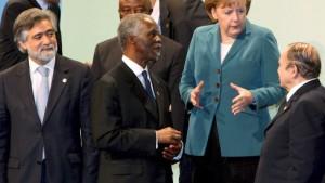 Merkel: Zimbabwe schadet dem Ruf des neuen Afrika