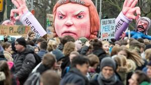 Schüler in mehr als 100 Staaten demonstrieren für mehr Klimaschutz