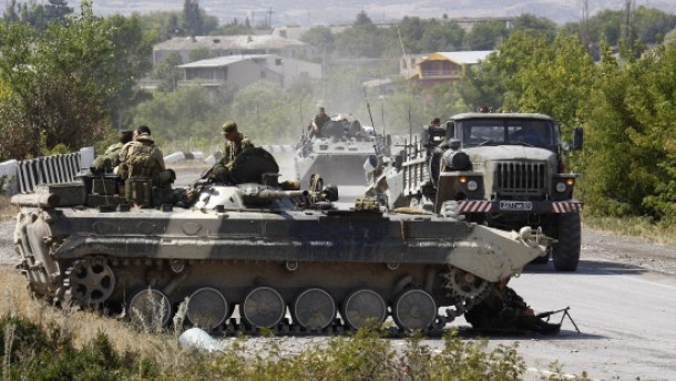 Moskau meldet Beginn des Truppenabzugs