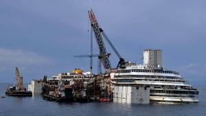 Havarie der Costa Concordia kostet Reederei 1,5 Milliarden Euro