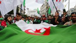 Ende der Wende in Algerien?