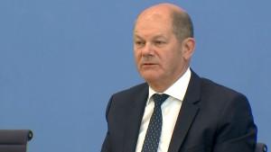 Scholz macht keine Hoffnung auf Brexit-Zugeständnisse