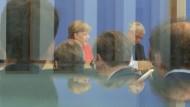 Merkel über Türkei und Zusammenarbeit mit Libyen