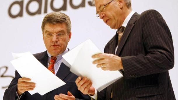 IOC formuliert Richtlinien, aber keinen Verhaltenskodex