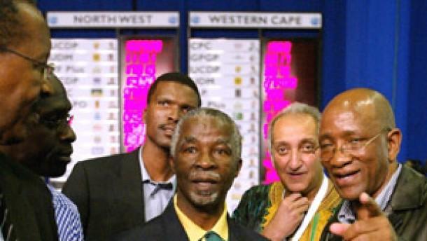 Zweidrittelmehrheit für den ANC