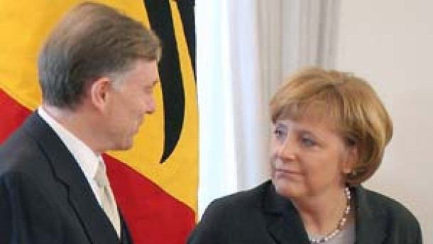 Köhler verweigert Unterschrift