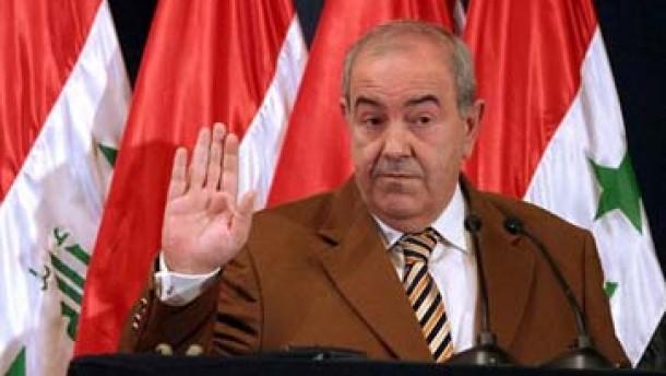 Irakische Regierung hält an Wahltermin fest