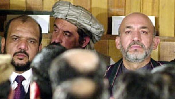 Hamid Karsai: Präsident ohne Macht