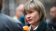Die Chemnitzer Oberbürgermeisterin Barbara Ludwig (SPD)