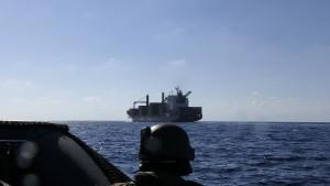 Türkei hindert deutsche Fregatte im Mittelmeer an Inspektion