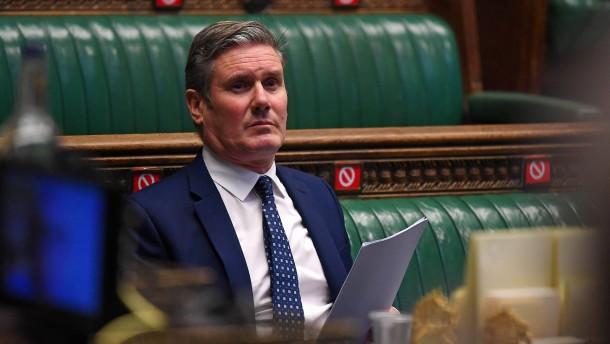 Labour macht nicht mehr mit
