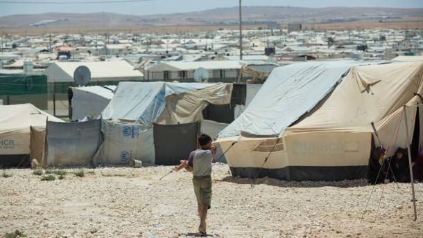 App soll syrische Kinder ernähren