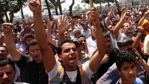 Gegen Christen und  ungläubige Muslime