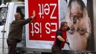Martin Schulz wurde in der Wählergunst abgehängt. Ist seine Zeit schon bald wieder vorbei?
