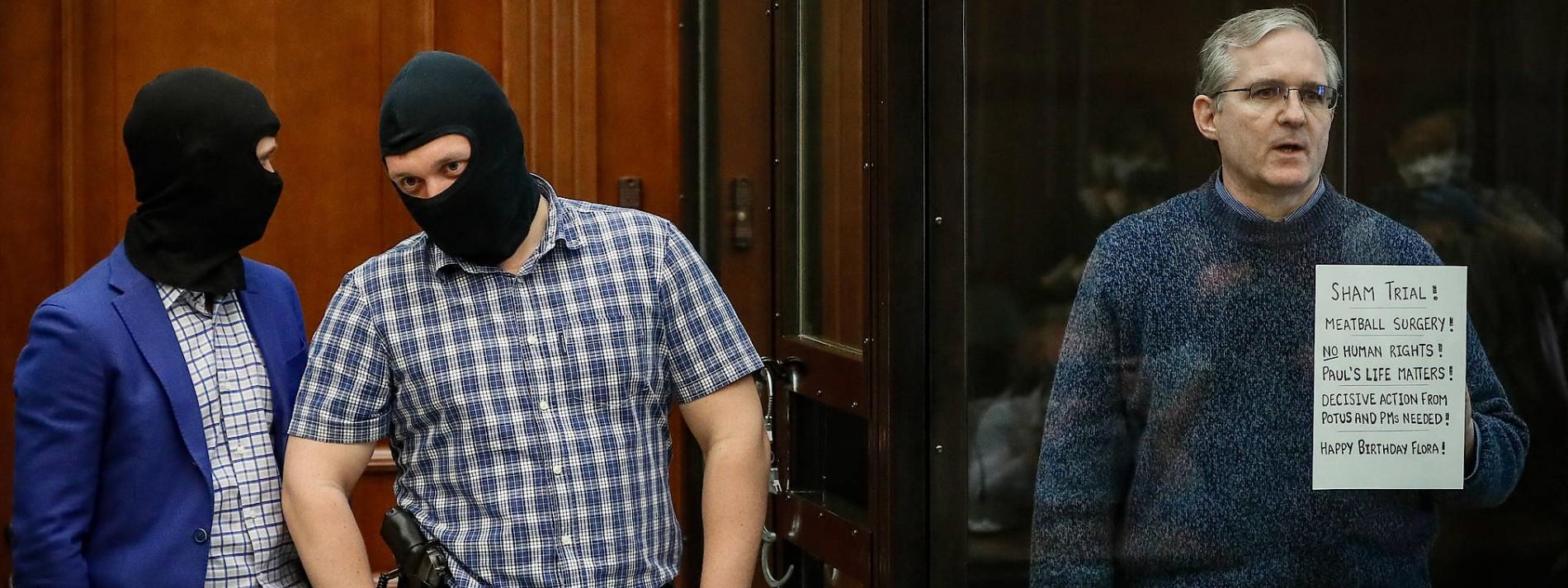 Amerikanischer Ex-Soldat Whelan zu 16 Jahren Lagerhaft verurteilt