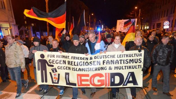 """""""Legida"""" meldet 60.000 Teilnehmer für Demo an"""