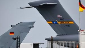 Bundeswehr kommt mit Militärtransportern nicht mehr nach Afghanistan