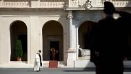 Umbau im Vatikan