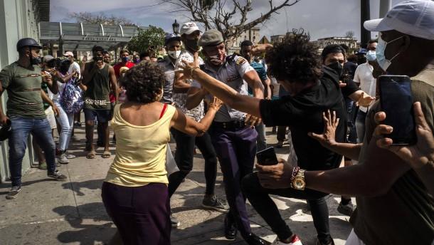 Was tun mit Havanna?