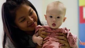 Baby Gammys Vater saß wegen Missbrauchs in Haft