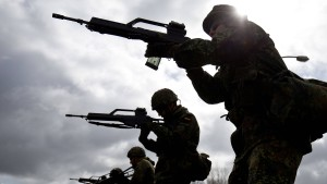 Streit um das Sturmgewehr
