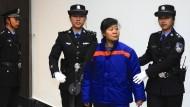 Todesstrafe auf Bewährung: Die verurteile Geburtshelferin im Gericht von Weinan