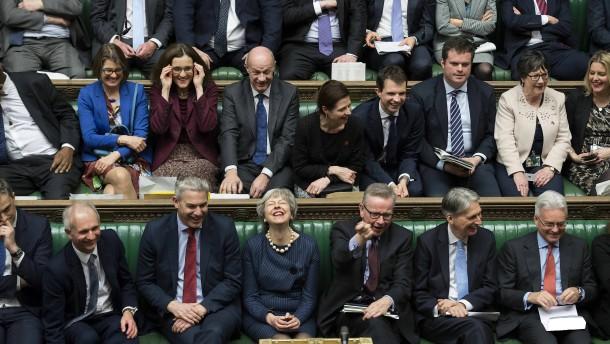 Eine Sitcom namens House of Commons