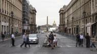 Vor Ankunft der Tour-de-France fallen Schüsse