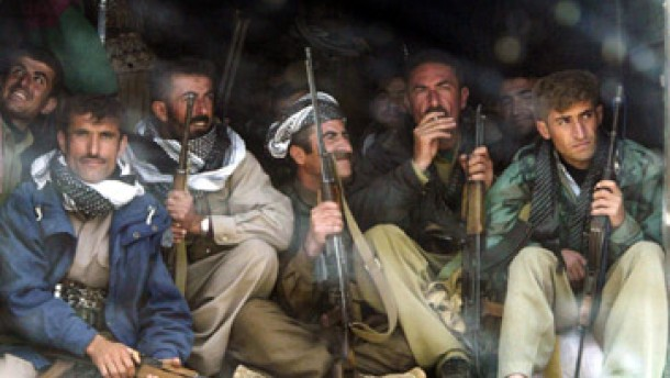 Stolze Kämpfer aus den Bergen
