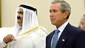 Bush will Freihandelszone im Nahen Osten