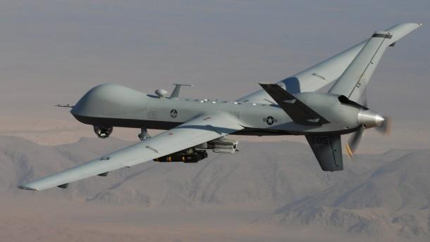 """Amerika wird Isis mit Drohnen angreifen"""