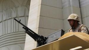 Polizisten auf dem Sinai getötet