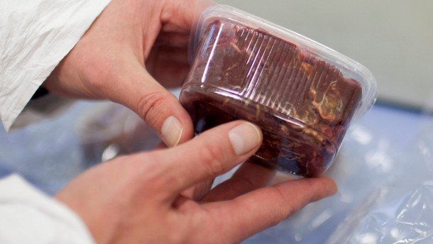 Berliner Landeslabor testet  Lebensmittelproben