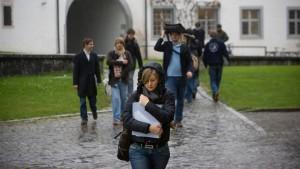 Salems Schüler auf Entzug