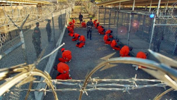 Weiter Streit über Guantánamo-Häftlinge