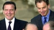 """""""Schröder und Blair schaden Europa"""": EU-Außenpolitiker Elmar Brok (CDU) im F.A.Z. Business-Radio"""