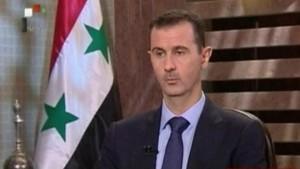 Und Assad?