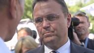 Innenminister: Lage wegen Brandstiftungen ernst