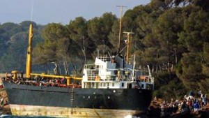 Schiffbrüchige erhalten offenbar kein Asyl