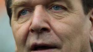 Schröder stellt die Weichen für die Wahl
