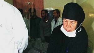 Irak meldet Verletzte