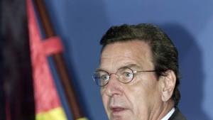 Schröder: Anschlag auf die freie Welt