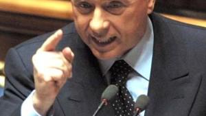 Berlusconi will Polizeieinsatz untersuchen lassen