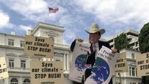 Hunderte demonstrieren für den Klimaschutz