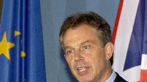 Blair droht Taliban mit Entmachtung