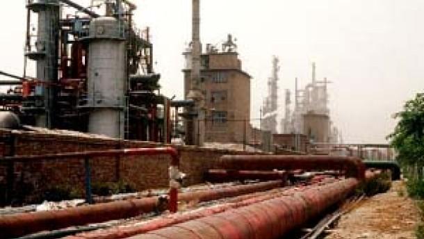 Chinas Wirtschaft wächst und verpestet die Luft