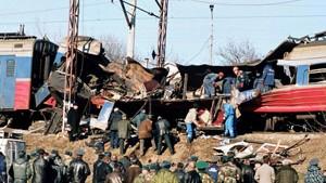 Anschlag auf Pendlerzug erschüttert Rußland