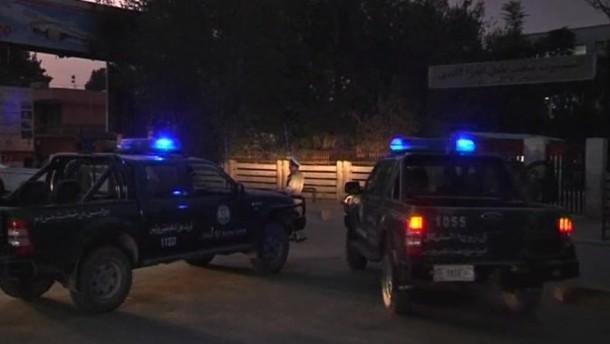 Früherer afghanischer Präsident bei Anschlag getötet